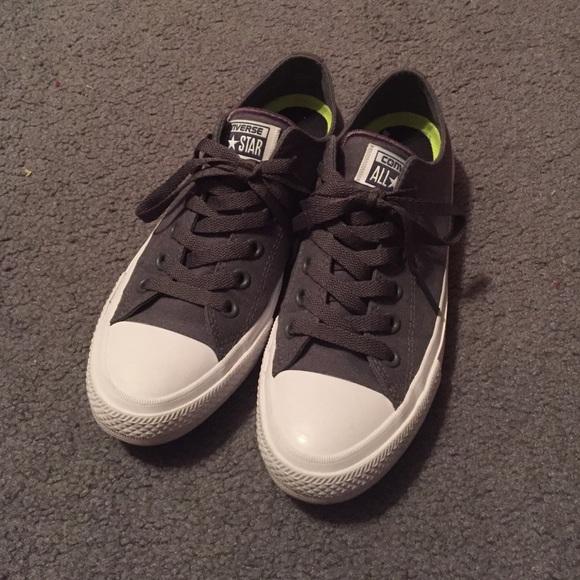 0455e36799ed Converse Shoes - Converse Chuck Taylor 2 Womens Size 8 Thunder Grey